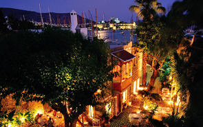 Bodrum local market Fish & Seafood restaurants