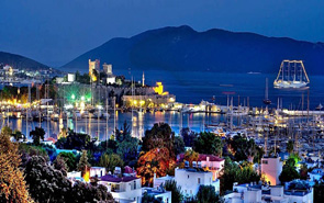 Bodrum marina for yachting and Blue Cruise holidays