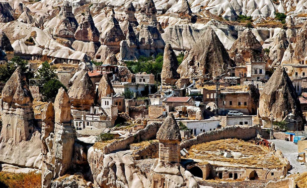 Unique boutique cave hotel accommodation in Cappadocia